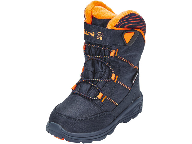 Kamik Stance Shoes Kids navy & flame